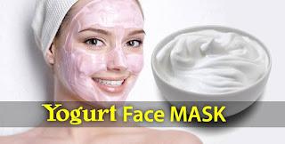 manfaat dan cara membuat masker yogurt