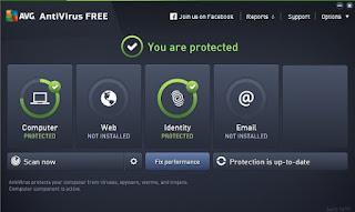 antivirus avg