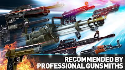 Game Major Gun FPS Endless Shooter Apk