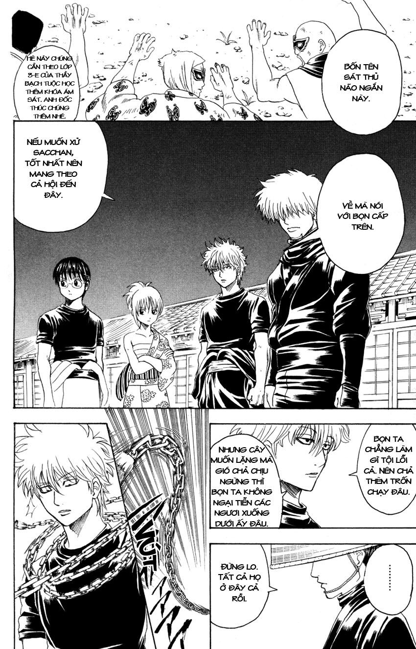 Gintama Chap 321 page 3 - Truyentranhaz.net