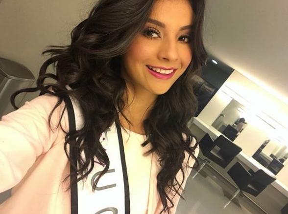Mary Valero Es Guerrero En Mexicana Universal 2018 Asociación De