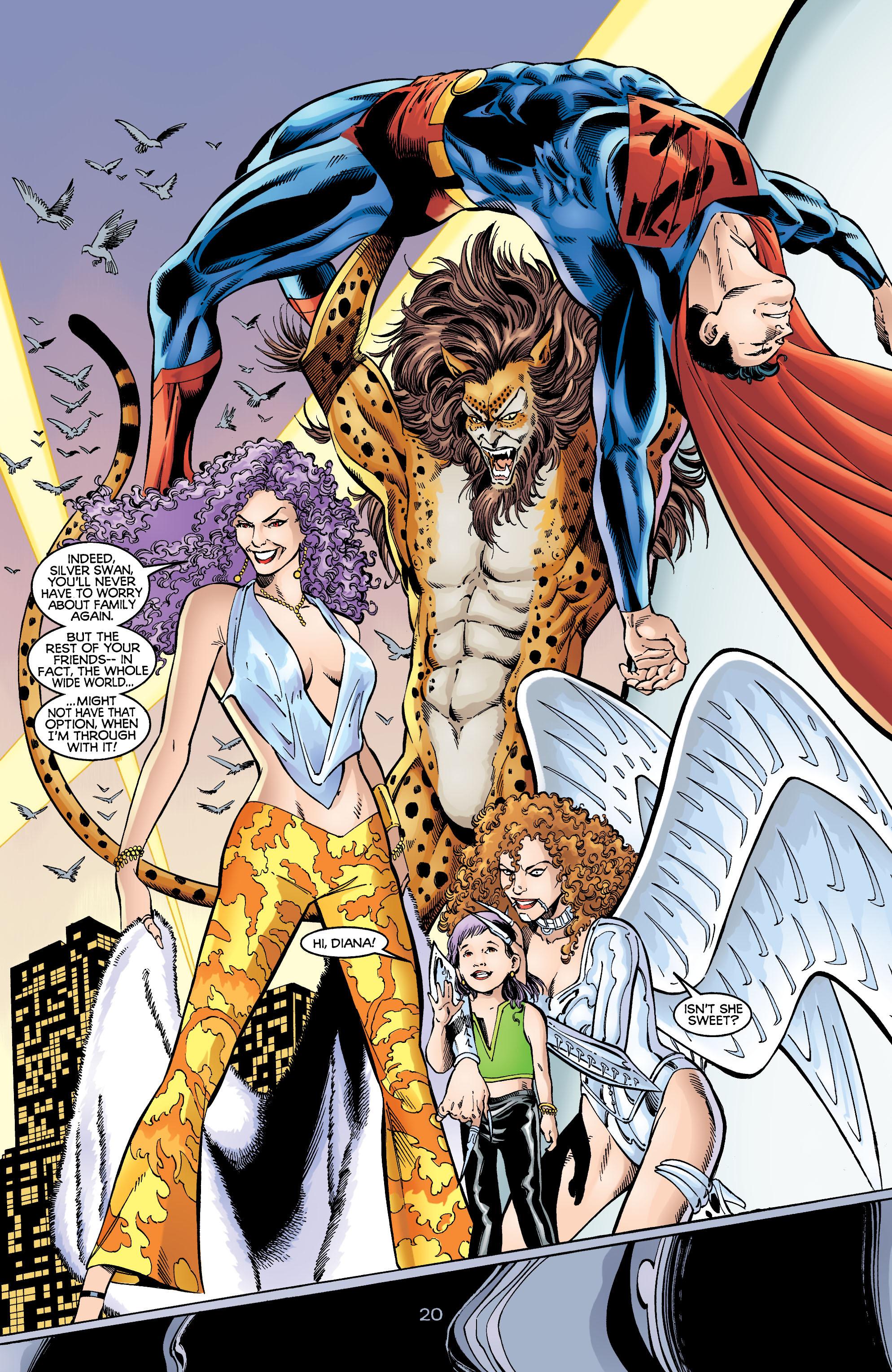 Read online Wonder Woman (1987) comic -  Issue #174 - 21