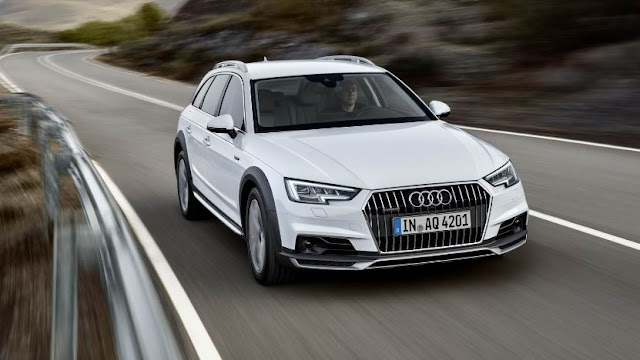 2017 Audi Allroad Review  And Price