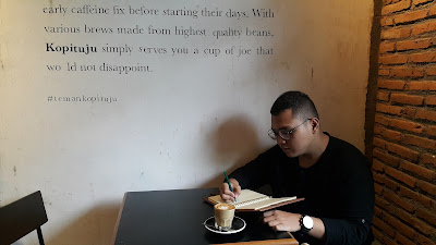Kopi Tuju Piridifoodies Food Blogger Malang