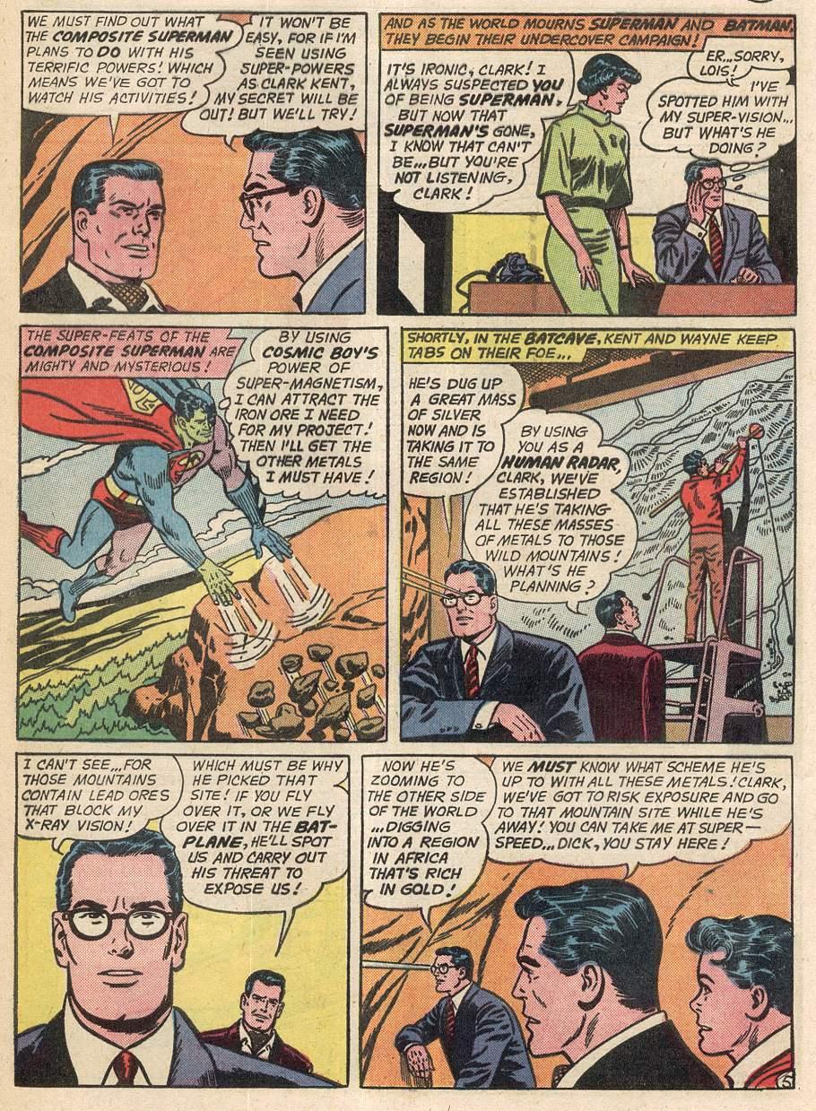 Read online World's Finest Comics comic -  Issue #142 - 17