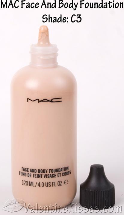 Mac body makeup
