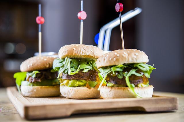 Minihamburguesas de rabo de toro de BENDITA LOCURA