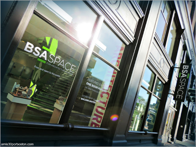 BSA Space Boston