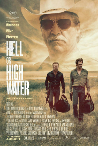 Hell or High Water [2016] [DVD9] [NTSC] [Latino]