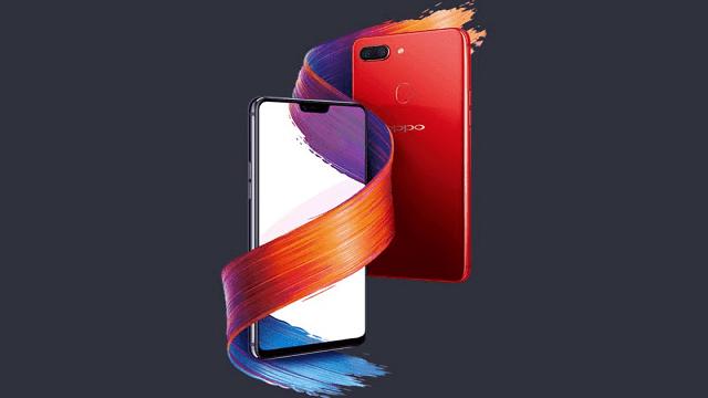 desain oppo r15 mirip seperti iphone x