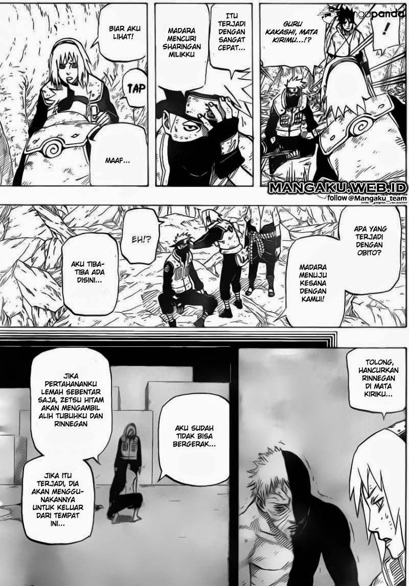 Komik Naruto Shippuden 675 : komik, naruto, shippuden, Penggemar, Naruto, Shippuden, KOMIK, NARUTO, CHAPTER, P.N.S