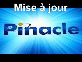 Télécharger mise à jour PINACLE divers  تحميل التحديث لكل أنواع بيناكل