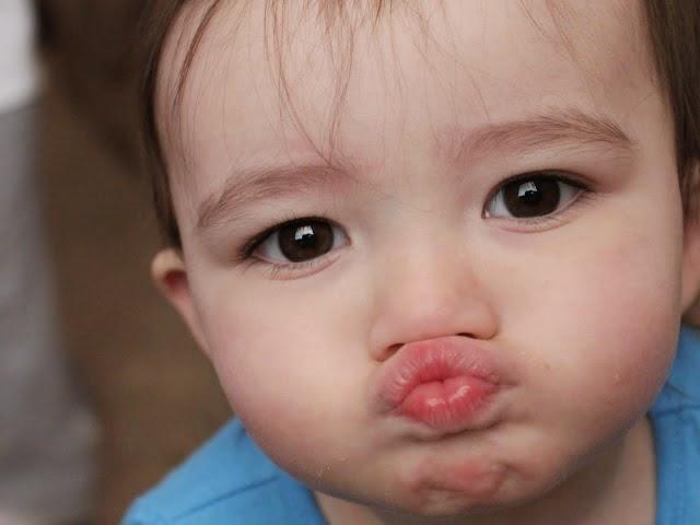 Foto bayi lucu banget