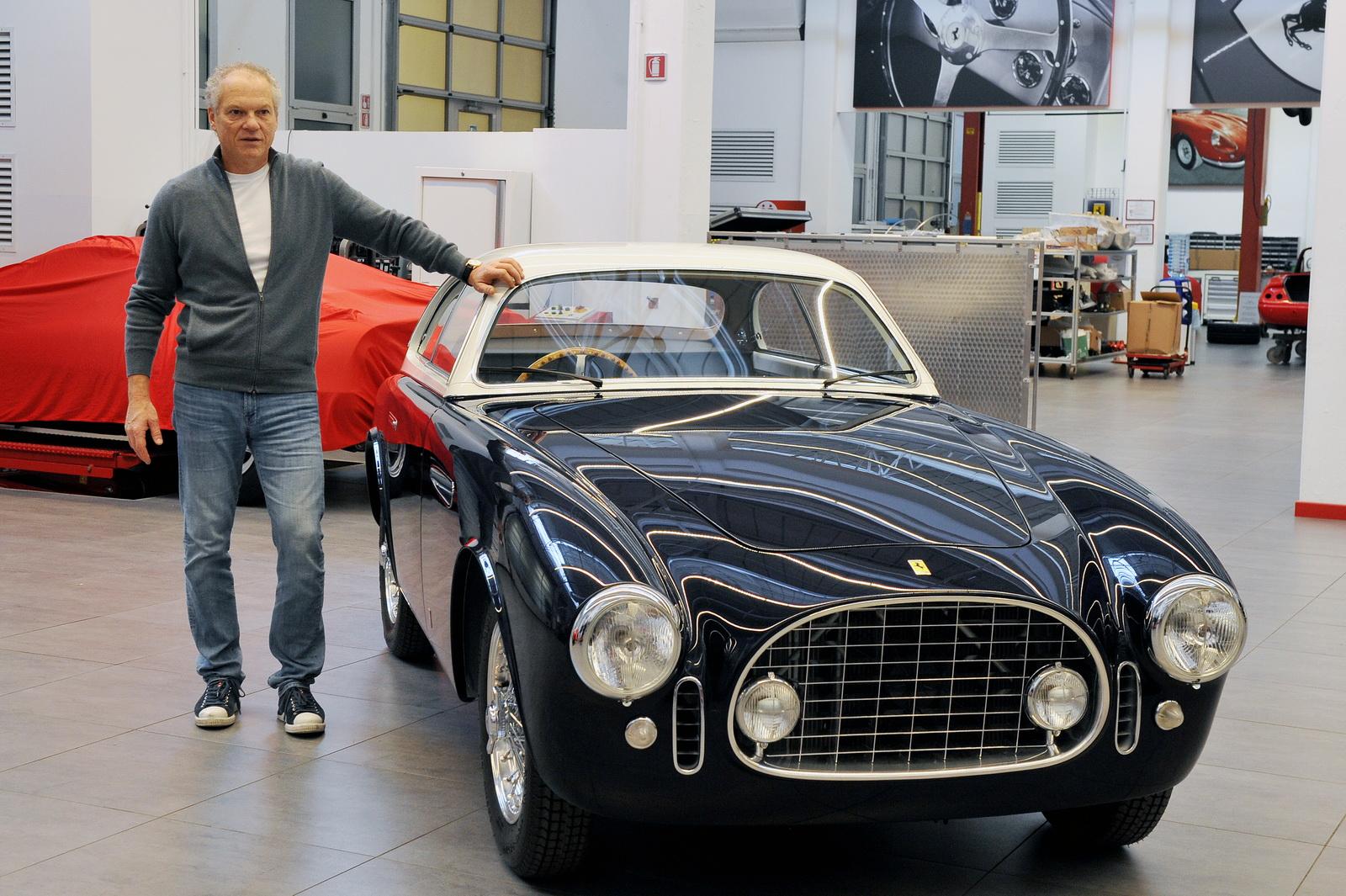 Phục hồi thành công Ferrari 225E 1952 từ tro tàn