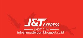 Alamat J&T Express Papua