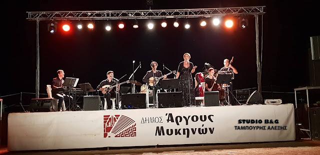 Άργος: Με μεγάλη συμμετοχή η συναυλία Αλληλεγγύης για τους πυρόπληκτους στο Μάτι