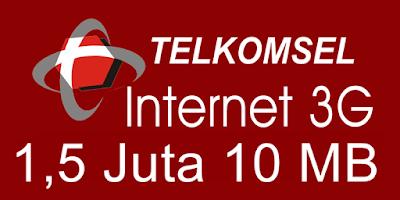 Situs Telkomsel Dihack Gara-gara Kuota Mahal, Paket Internet Termahal Telkomsel 1,5 Juta 10 MB