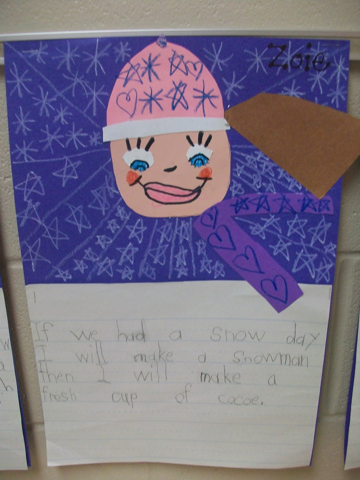 Mrs Wheeler S First Grade Tidbits Winter Writing Fun