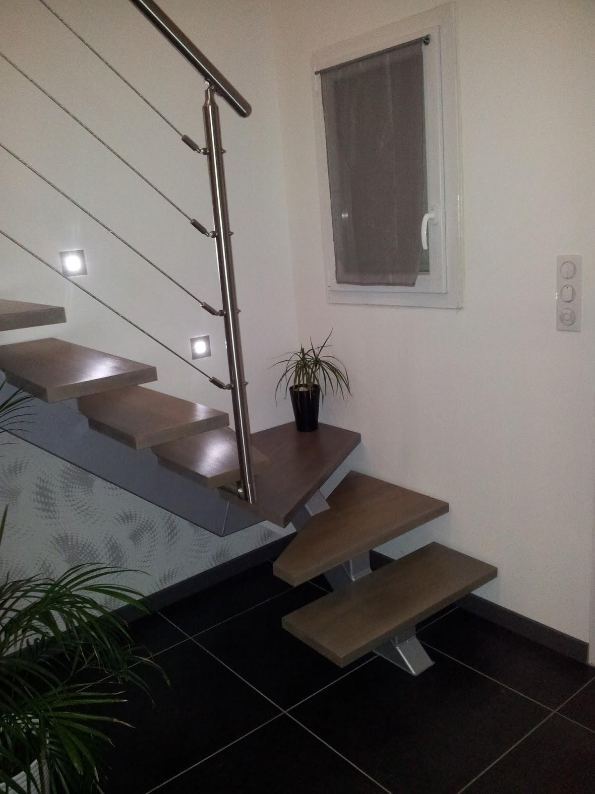 Escalier Interieur Inox