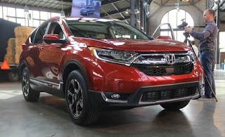 2017 Honda CR-V Specs, Proce, and Review