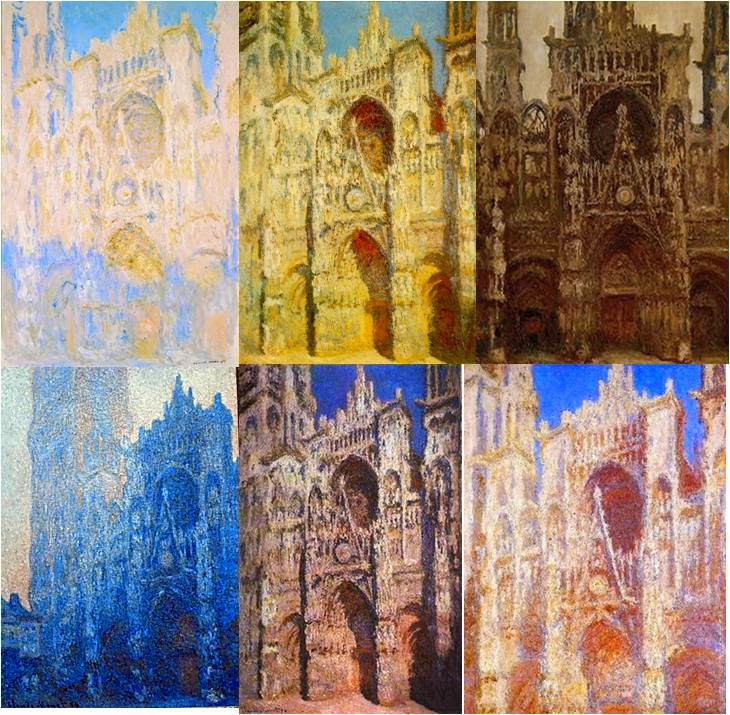 Comparison: Claude Monet and Van Gogh Essay