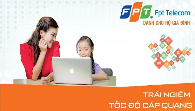 Lắp đặt wifi internet fpt