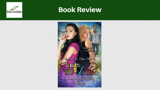 Book Review: Landry in Like by Krysten Lindsay Hager