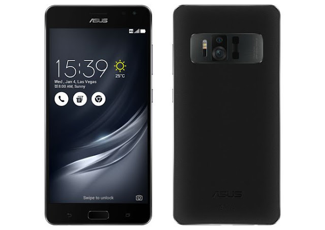 ASUS ZenFone AR: The second Tango-enabled smartphone leaks online!