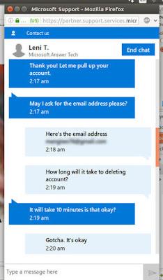 Tutup Akun Skype Mudah