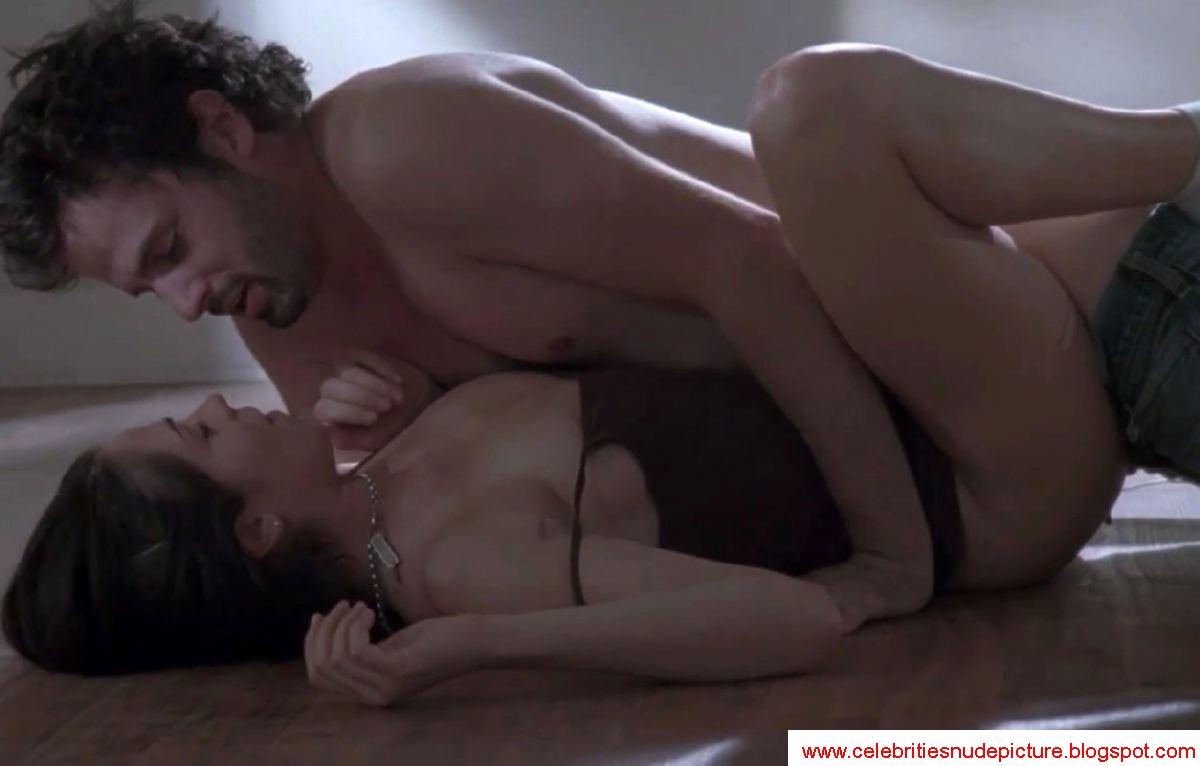 borth nude scenes Michelle