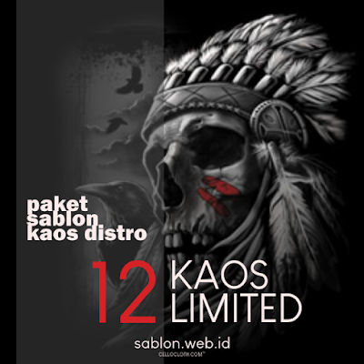 Bisnis Kaos Distro Edisi Limited Edition