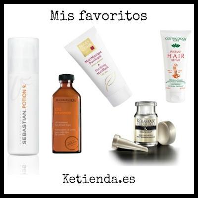 mis productos favoritos