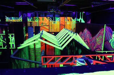 Zap Zone, birthday parties, Michigan, arcade, laser tag, go-karts