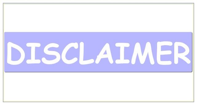 Disclaimer Creator