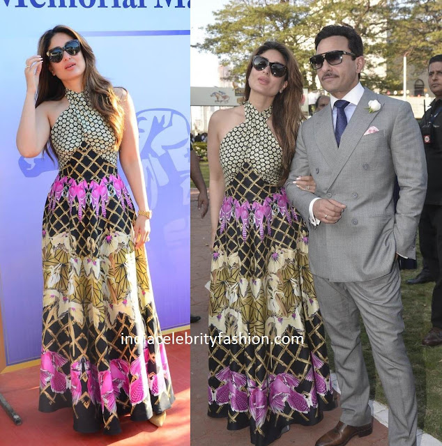 Kareena Kapoor Khan in Temperley London Maxi