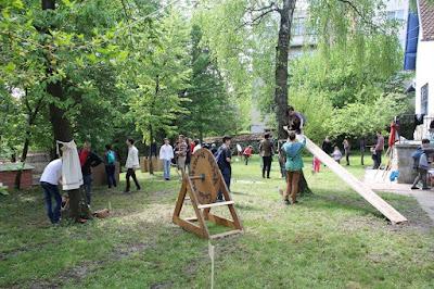 Székely Nemzeti Múzeum, Sepsiszentgyörgy, 25. Szent György Napok, kultúrkert,