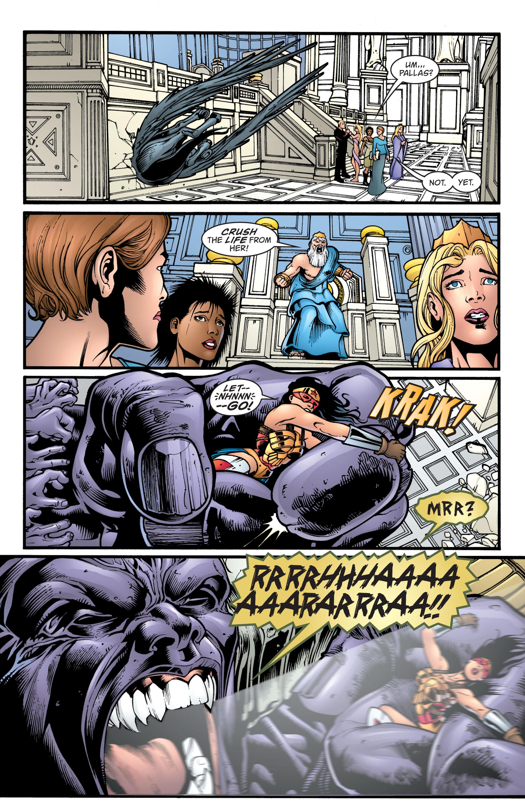 Read online Wonder Woman (1987) comic -  Issue #213 - 9