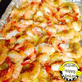 15 Minute Shrimp