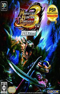 Monster Hunter Portable 3rd HD Ver PSP Apk Android