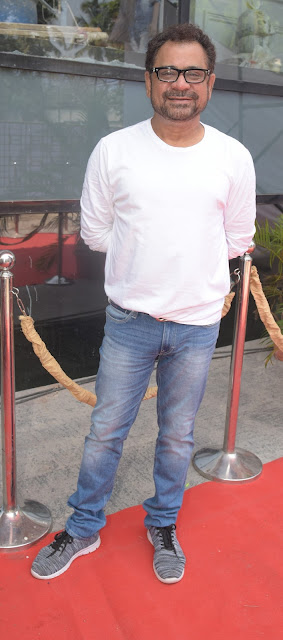 16. Anees Bazmee during Mahurat ceremony  of the film GENIUS