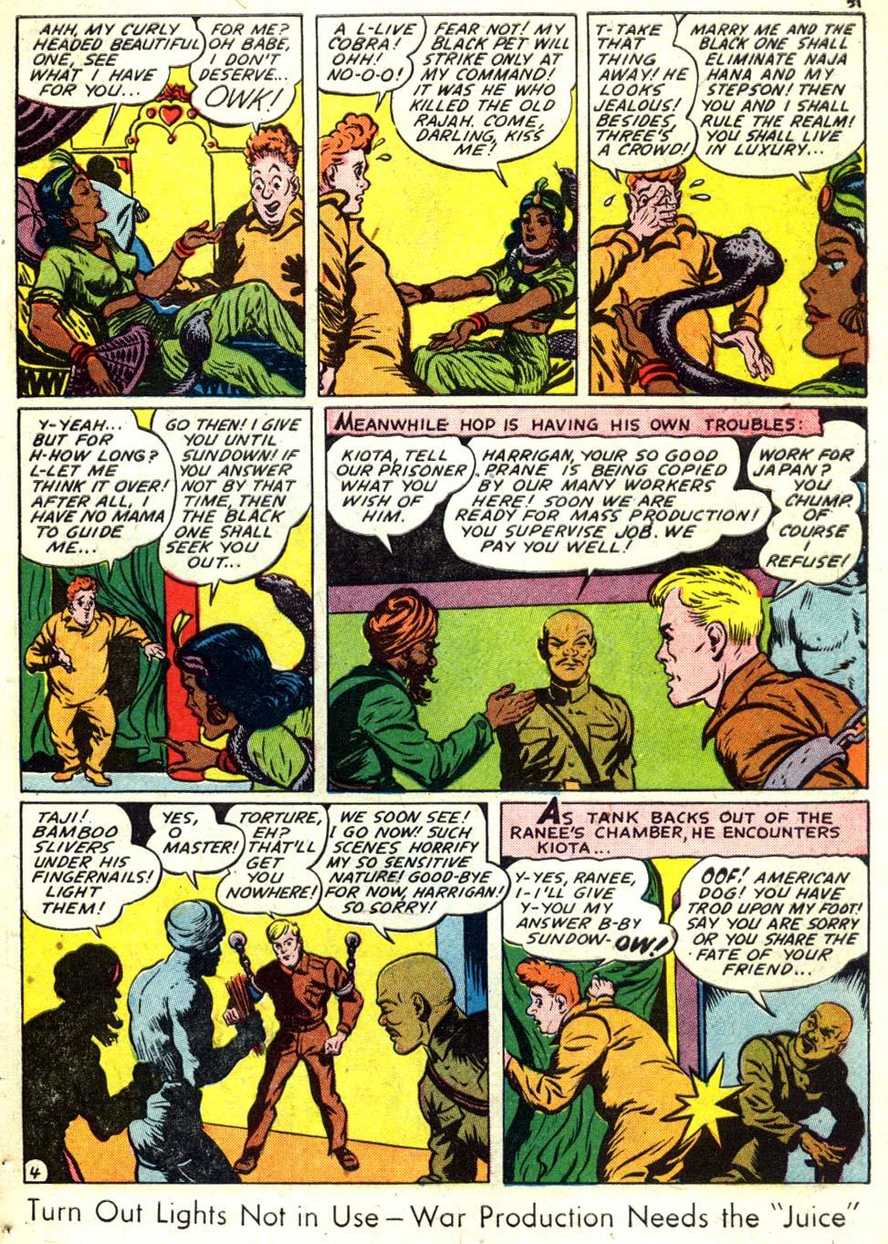 Read online All-American Comics (1939) comic -  Issue #58 - 52