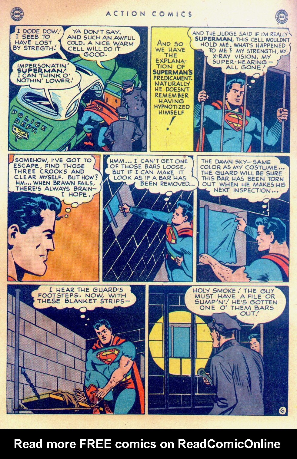Action Comics (1938) 113 Page 7