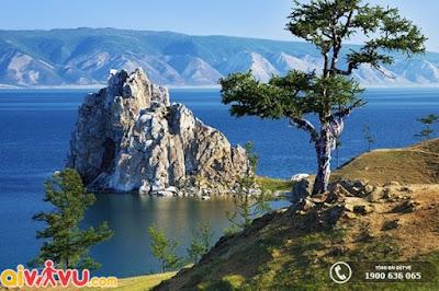 Baikal – Hồ nước ngọt lớn nhất thế giới.