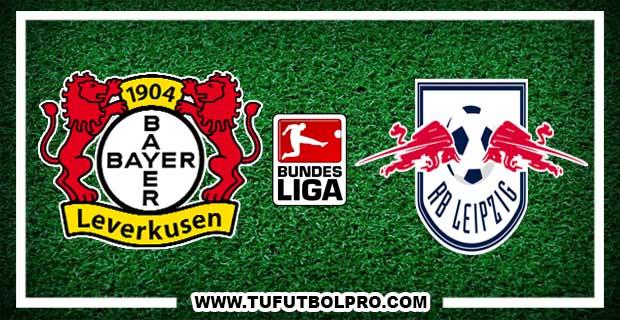 Ver Bayer Leverkusen vs RB Leipzig EN VIVO Por Internet Hoy 18 de Noviembre 2016