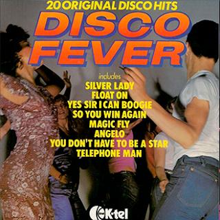V. A - Disco Fever (1977)
