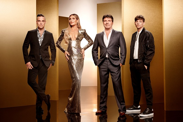 Blue Ant Entertainment The X Factor UK