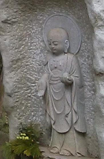 大悲願寺 石仏