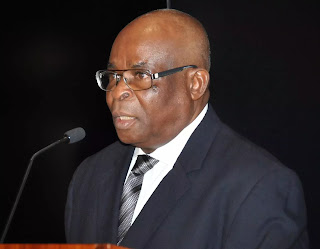 The Chief Justice of Nigeria