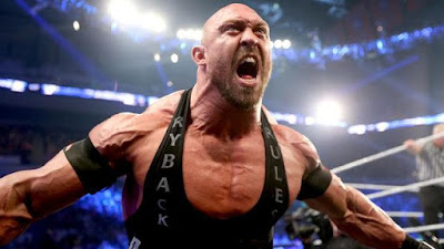 Ryback Talks WWE Expecting Him To Feud With Brock Lesnar