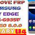 Samsung S7 Edge Oreo U4 Frp Unlock| Samsung S7 Edge Sm-G935f Frp bypass 2019